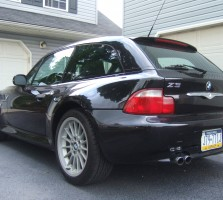 2001 z3 coupe 2